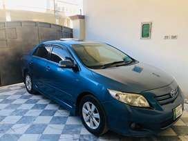 Corolla altis cruistronic sr 1.8 full option