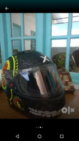 Limited Edition Touring Helmet Axxor