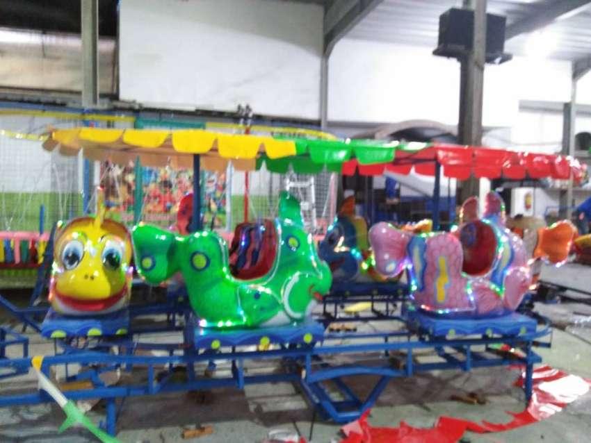 Mainan odong odong NEMO full fiber spesial promo RAA 0