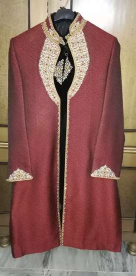 Groom Beautiful Sherwani