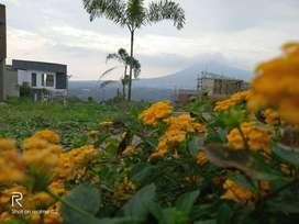 Rumah Villa 2LT dkt UNPAD bebas banjir berkonsep ECOLIVING Free PPN