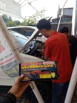 Jadikan Mobil Makin IRIT BBM dg ISEO POWER Produk Aman Berkualitas