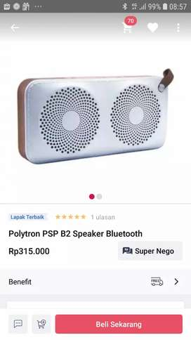 polytron  PSP B2 Muse Speaker Bluettoth