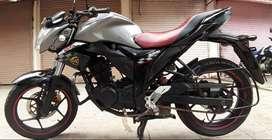 Suzuki Gixxer Driven 15,000 KM