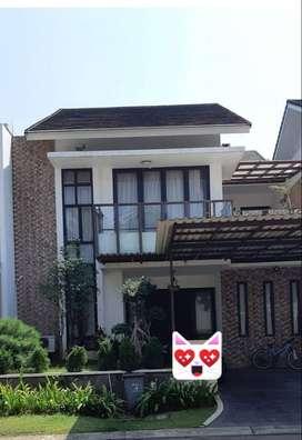 Dijual murah rumah dilokasi elit cluster Harapan Indah(L0601)