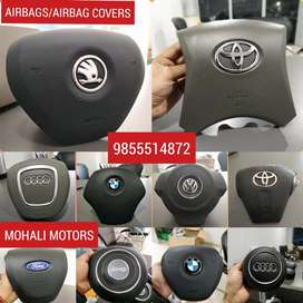 Airbags and airbag covers