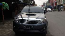 Toyota Fortuner 2.5G A/T 2014