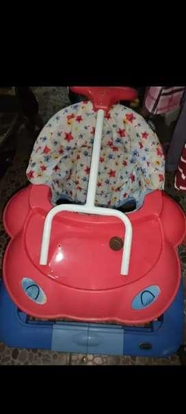 baby walker untuk anak belajar jalan