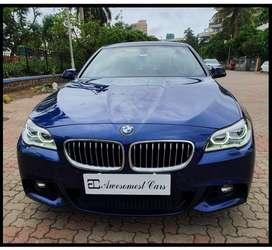 BMW 5 Series 520d M Sport, 2017, Diesel