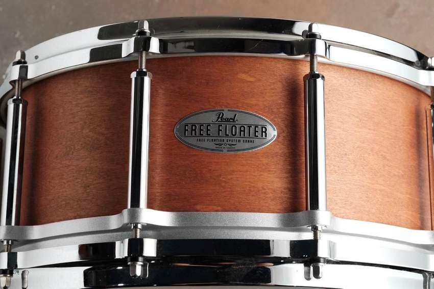 Snare Drum Pearl Free Floater 14x6.5 0
