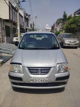 Hyundai Santro Xing 2007 Petrol Well Maintained