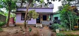 T V M kallambalam Puthusserimukku Pavalla pali 7 cent 1000 sqrf house