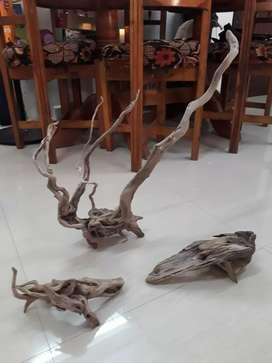 Driftwood 2kgs for Aquarium