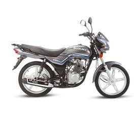 Suzuki 110s only 2000 km driven
