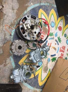 Rd 350 spare parts