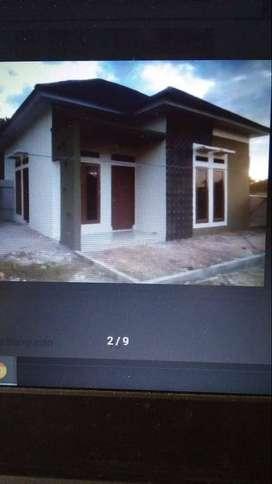 rumah baru cantik bersebelahan kantor di jalan arifin ahmad