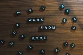 Full/part time work for home