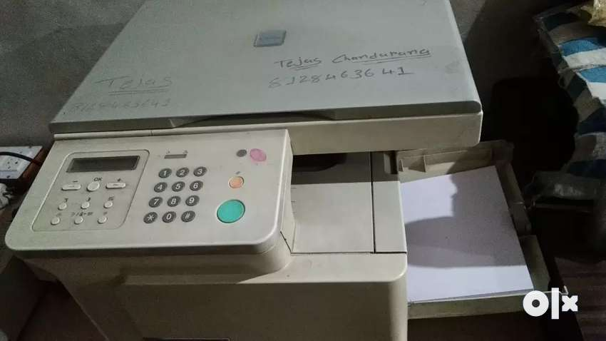 LASER PRINTER CANON PC D- 320  PRINT AND XEROX 0