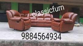brand new decorative recliner sofa