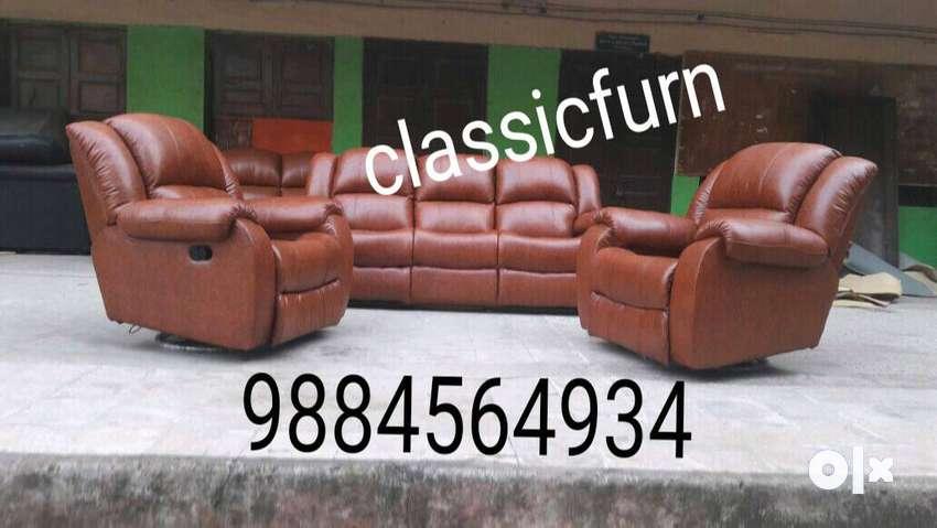 brand new decorative recliner sofa 0