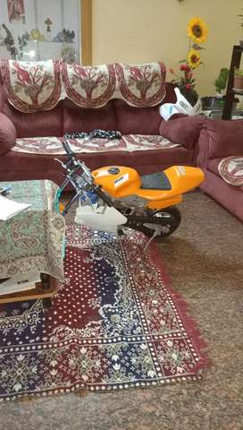 Kids petrol bike