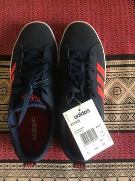 Brand new adidas shoes with the tag
