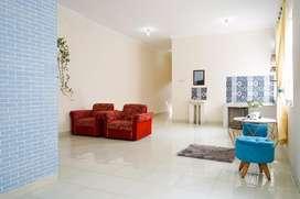 Rumah Instagrammable 3 kamar AC-2KM-6 bed-dapur-r keluarga