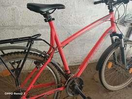 Btwin  Mountain bike Rockrider 340