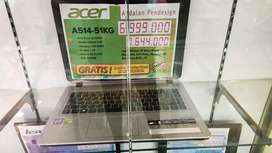 Acer A514 intel core i3 Kredit Tanpa Bunga