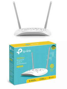 TP-Link TD-W8961N 300MBPS fixed ADSL2+ MODEM ROUTER(Brand New)