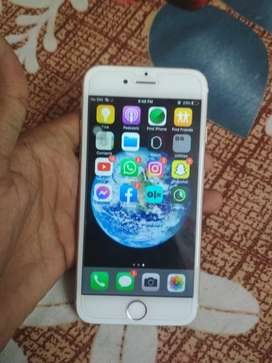 i am selling my iphone 6 golden 32gb is good condition