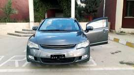 HONDA CIVIC REBORN FULL OPTION