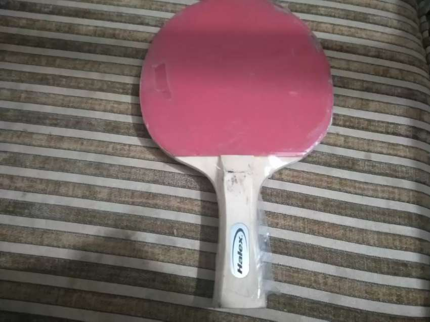 Halex brand Table tennis racket imported from uk