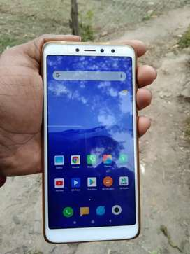 Redmi y2 rose gold (3GB ram 32GB ROM)