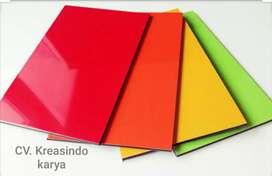 ACP ( alumunium composite panel )