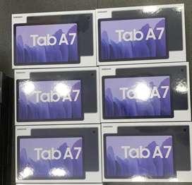 "Samsung galaxy Tab A7 10"" + kuota 90GB bs cicilan tnpa cc proses cepat"