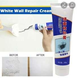 Ready wall repair paste