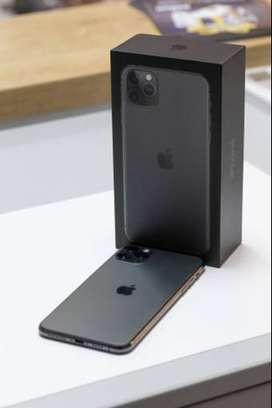 Iphone Apple 11 Pro MAX..Refurbished...on EMI