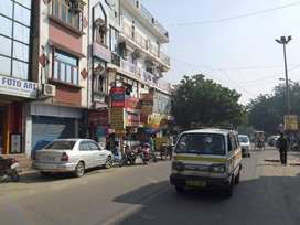 1st 2nd 3rd floor avlb on sale of main market of tilak nagar