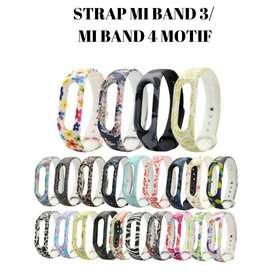 Strap miband 3/ miband 4 motif
