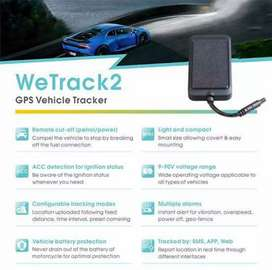 GPS TRACKER wetrack, free server seumur hidup