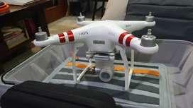 Tas Lowepro Drone guard + DJI Phantom 3 Standard