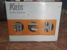 Kris oven toaster 32 liter ( harga nego )