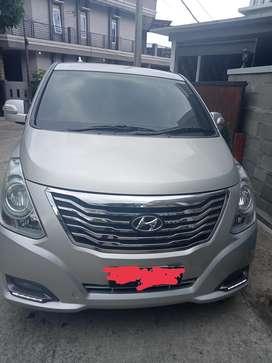 Hyundai H-1 2014 Bensin