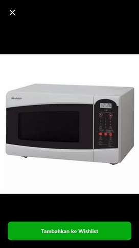 Microwave sharp type R25C1 a.xir