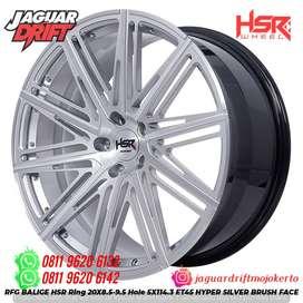 Velg Mobil Original Hsr Balige Ring 20 Pcd 5x114,3 Lebar 8.5/9.5 Ready