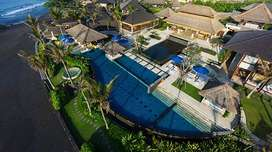 6 Bedroom Beach Front Villa Rental Monthly in Ketewel Bali - BVI24441