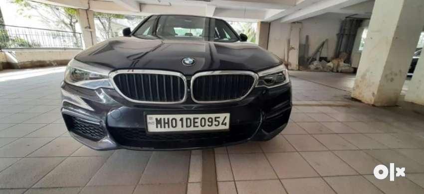 BMW 5 Series 530d M Sport, 2018, Diesel 0