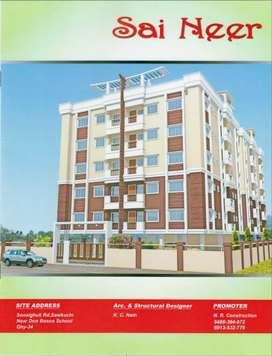 2bhk & 3bhk flat available