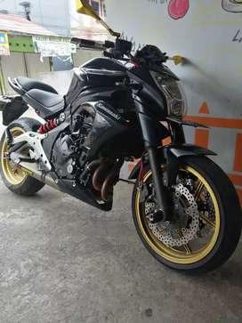 Kawasaki moge ER6